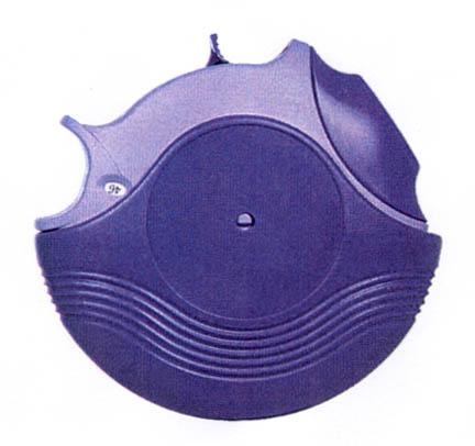 449fe348ca727 Des cription   la marque consiste en la représentation graphique d un  inhalateur, dont une grande partie est de couleur pourpre foncé (Pantone  code 2587C) ...